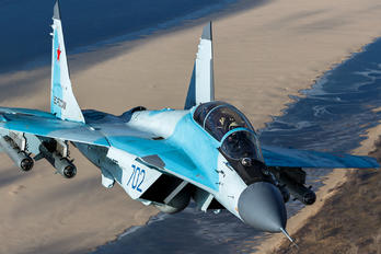 702 BLUE - Russia - Air Force Mikoyan-Gurevich MiG-35