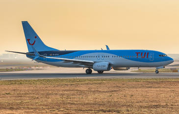 D-ATYI - TUIfly Boeing 737-8K2
