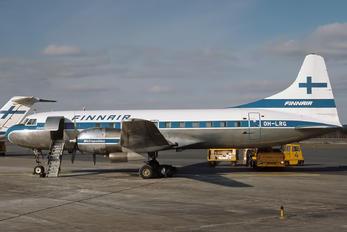 OH-LRG - Finnair Convair CV-340 Convair Liner