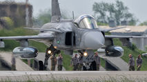 9244 - Czech - Air Force SAAB JAS 39C Gripen aircraft