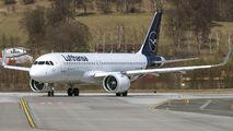 D-AINT - Lufthansa Airbus A320 NEO aircraft