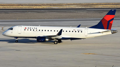 N251SY - Delta Connection - SkyWest Airlines Embraer ERJ-175 (170-200)