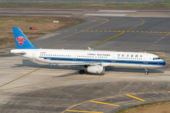 B-6356 - China Southern Airlines Airbus A321