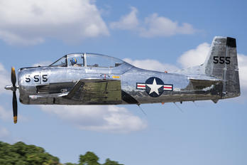 N55500 - Private North American T-28B Trojan