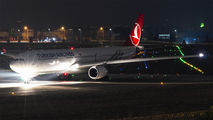 TC-LNG - Turkish Airlines Airbus A330-300 aircraft