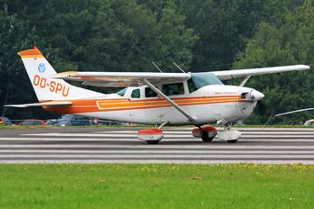 OO-SPU - Royal Aéro-Para Club de Spa Cessna U206G Stationair