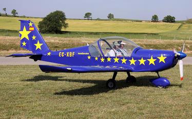 EC-XBF - Private Evektor-Aerotechnik EV-97 Eurostar