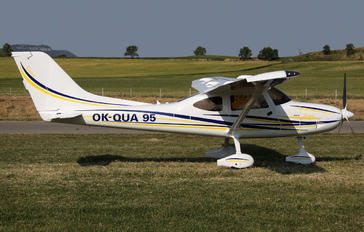 OK-QUA95 - Private TL-Ultralight TL-3000 Sirius