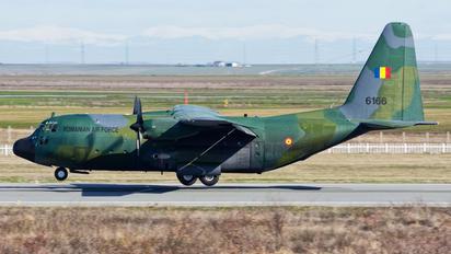 6166 - Romania - Air Force Lockheed C-130B Hercules