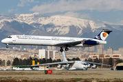 EP-CPZ - Caspian Airlines McDonnell Douglas MD-83 aircraft