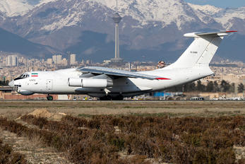 15-2283 - Iran - Islamic Republic Air Force Ilyushin Il-76 (all models)