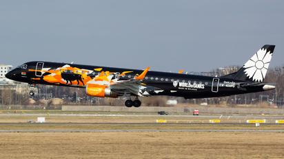 EW-400PO - Belavia Embraer ERJ-195 (190-200)