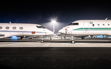 N524EA - Private Gulfstream Aerospace G650, G650ER