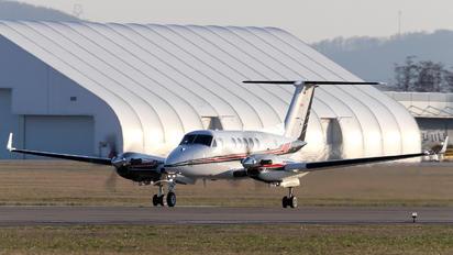 D-IBTA - Brose Beechcraft 200 King Air