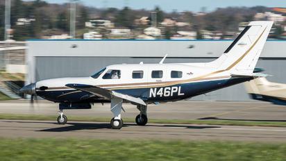 N46PL - Private Piper PA-46 Malibu Meridian / Jetprop DLX
