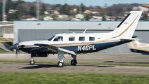 N46PL - Private Piper PA-46 Malibu Meridian / Jetprop DLX aircraft