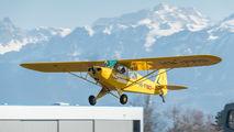 HB-PRS - Private Piper PA-18 Super Cub aircraft