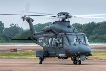 MM81805 - Italy - Air Force Agusta Westland AW139