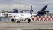 D-AINO - Lufthansa Airbus A320 NEO aircraft