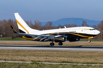 9H-GGG - Jet Aviation Flight Services Boeing 737-700 BBJ