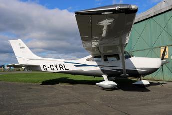 G-CYRL - Private Cessna 182T Skylane