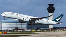 B-LRN - Cathay Pacific Airbus A350-900 aircraft