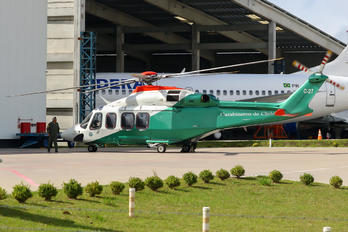 C-27 - Chile - Police Agusta Westland AW139
