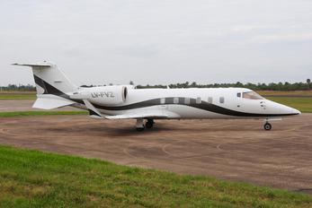 LV-FVZ - Baires Fly Learjet 60