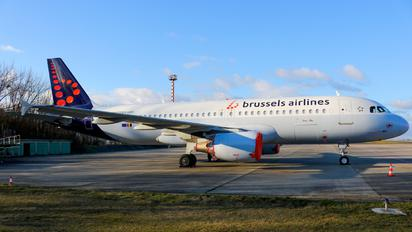 OO-SNJ - Brussels Airlines Airbus A320