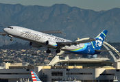 N248AK - Alaska Airlines Boeing 737-900ER aircraft
