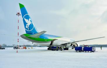 VP-BMC - Pegas Boeing 767-300ER