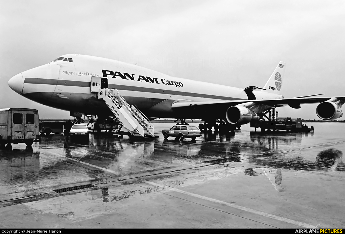 Pan Am Cargo N904PA aircraft at Brussels - Zaventem