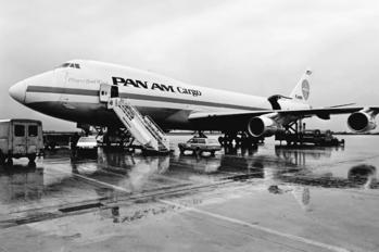 N904PA - Pan Am Cargo Boeing 747-200F