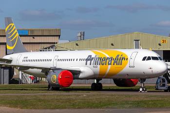 EI-ITA - Primera Air Scandinavia Airbus A321 NEO