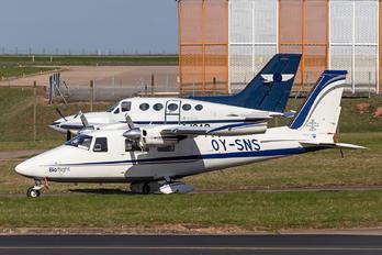 OY-SNS - Bio flight Partenavia P.68 Observer