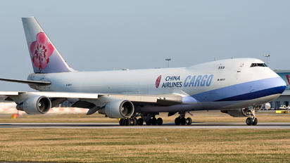 B-18717 - China Airlines Cargo Boeing 747-400