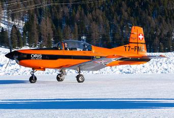 T7-MFA - Fliegermuseum Altenrhein Pilatus PC-7 I & II