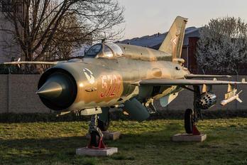 5721 - Hungary - Air Force Mikoyan-Gurevich MiG-21bis