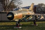 5721 - Hungary - Air Force Mikoyan-Gurevich MiG-21bis aircraft