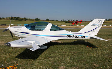OK-PUA69 - Private TL-Ultralight TL-2000 Sting S4