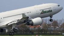 I-EJGB - Alitalia Airbus A330-200 aircraft