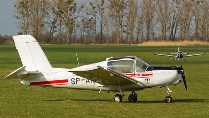 SP-ARI - Private PZL 110 Koliber (150, 160)