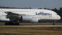 D-AIMA - Lufthansa Airbus A380 aircraft