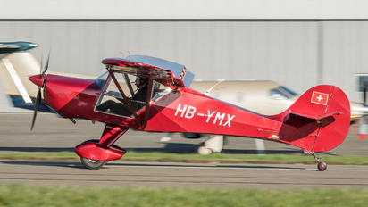 HB-YMX - Private Avid Aircraft Flyer MKIV Speedwing