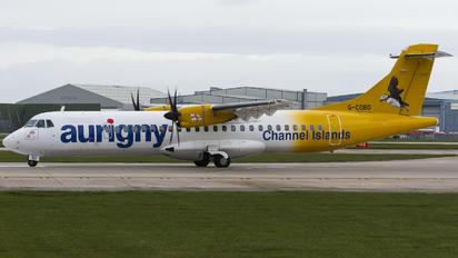 G-COBO - Aurigny Air Services ATR 72 (all models)