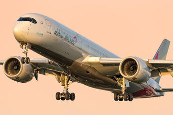 HL8079 - Asiana Airlines Airbus A350-900