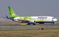 D-ASXA - SunExpress Germany Boeing 737-800 aircraft