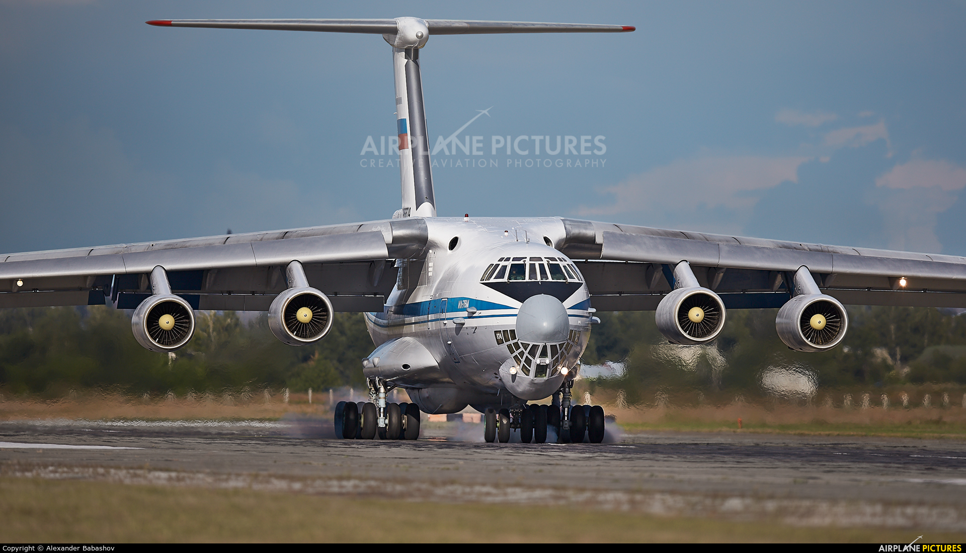 Russia - Air Force - aircraft at Undisclosed Location
