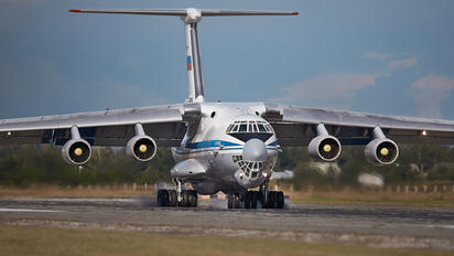 - - Russia - Air Force Ilyushin Il-76 (all models)