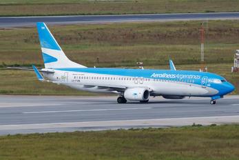LV-FVN - Aerolineas Argentinas Boeing 737-800